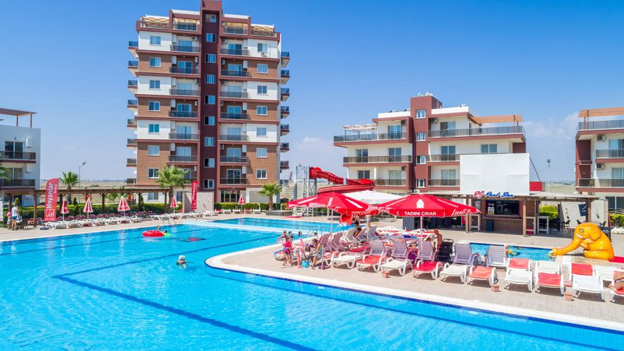 Apartment for sale in iskele long beach ...